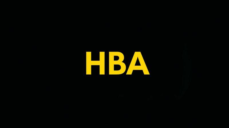 Immagine delle spie di controllo dell'HBA