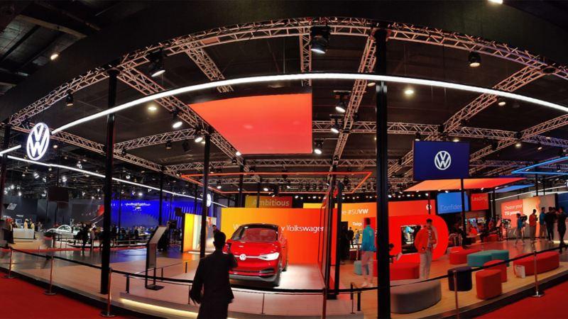 Volkswagen Auto Expo 2020