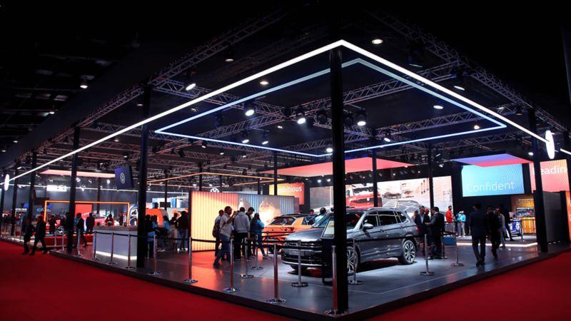 VOLKSWAGEN AUTO EXPO PAVILION