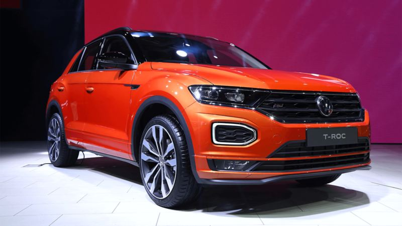 T-ROC AUTO EXPO 2020 DAY 3