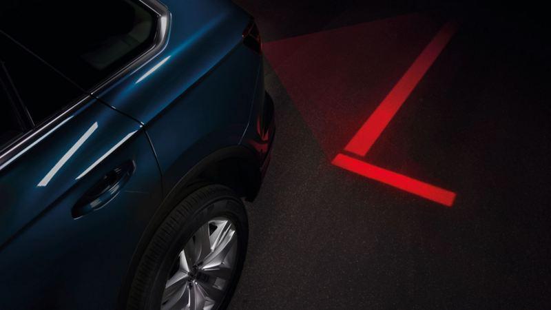Volkswagen Touareg IQ.Light-LED-Matrix-baklykter