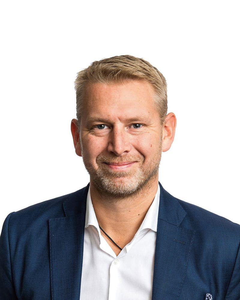 Peter Carlsson - vd och grundare av Northvolt
