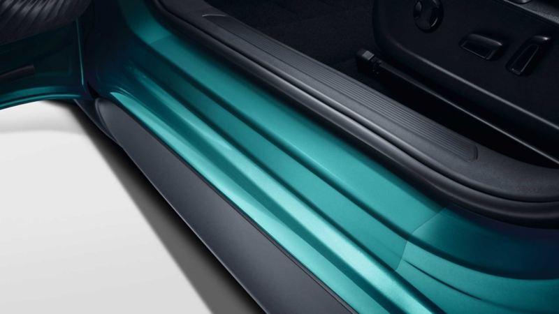 Beskyttelsefolie for dørterskel på VW Volkswagen ID.3