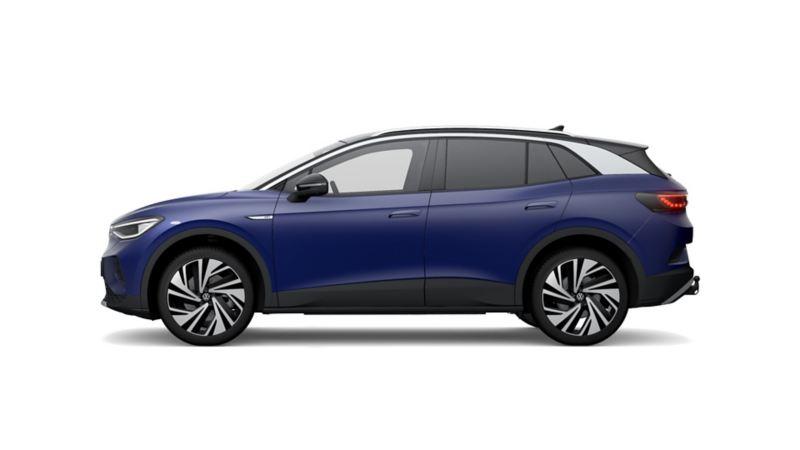 VW Volkswagen ID.4 1ST Max Blue Dusk Metallic