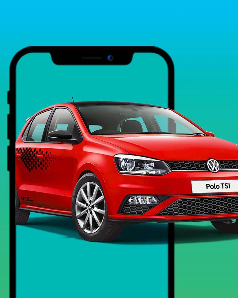 Book your Volkswagen