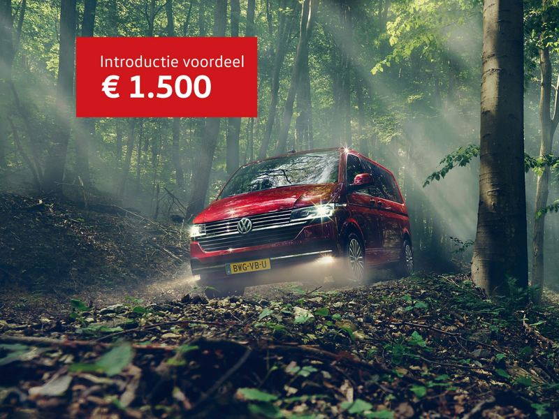 Bulli introductievoordeel van € 1.500