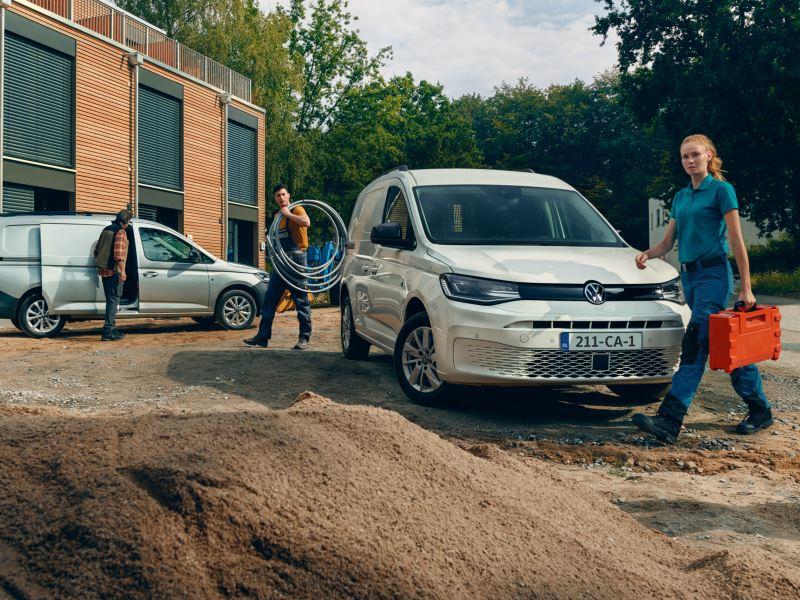 Volkswagen Caddy Cargo leasing