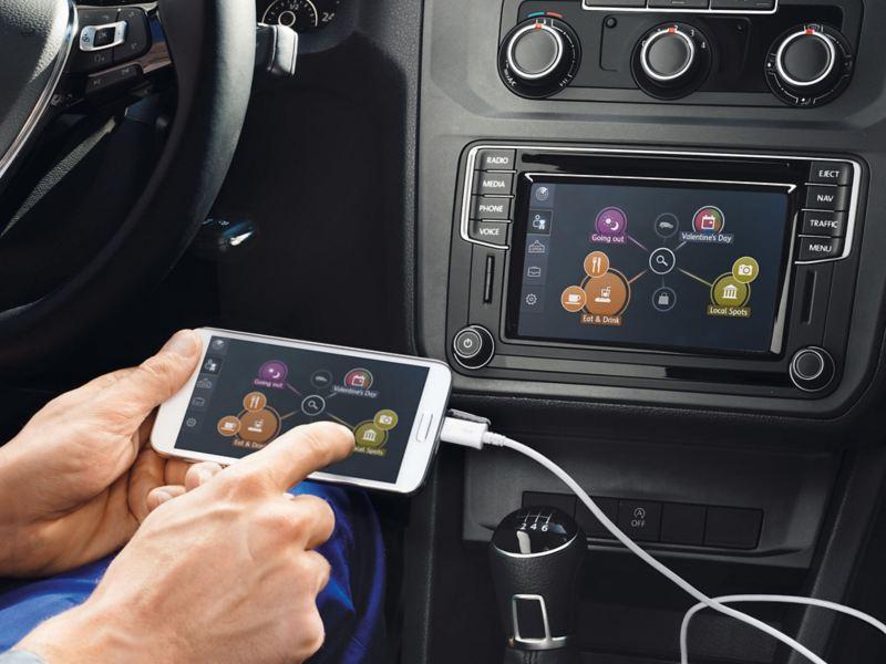 Car Net per Veicoli Commerciali Volkswagen