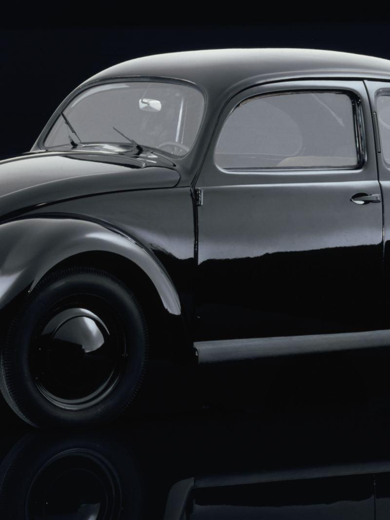 Prima serie Maggiolino VW30 nero