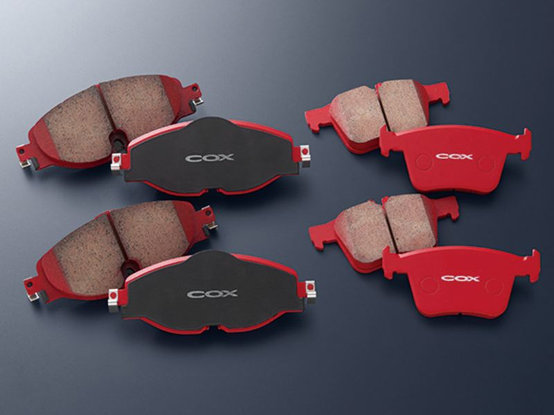 Brake Pad Set(Low Dust)