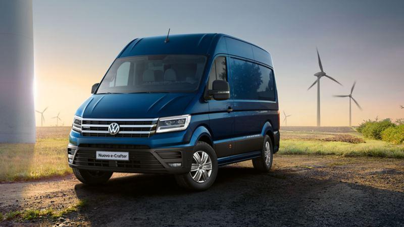 Catalogo e listino Volkswagen e-Crafter