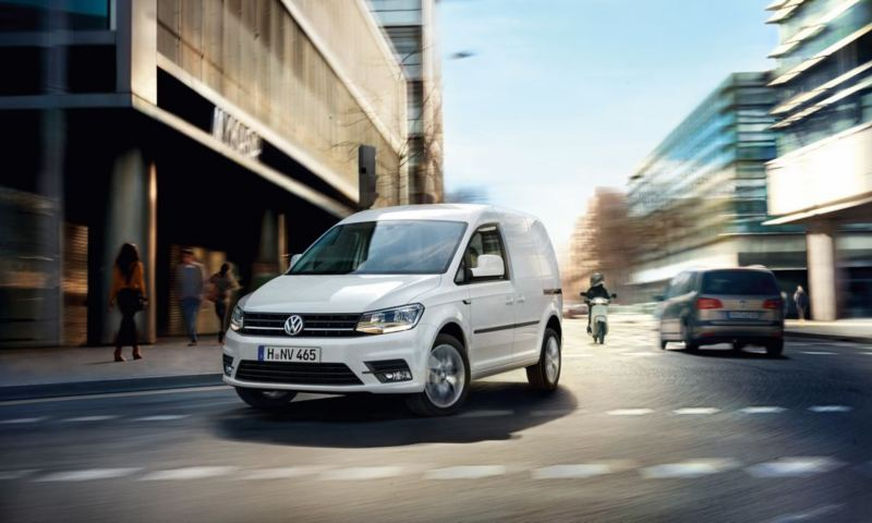 The Volkswagen Caddy