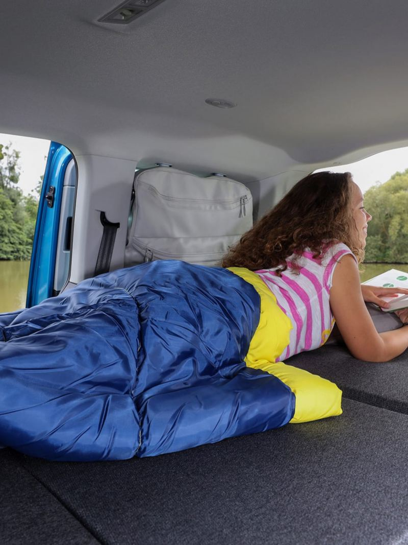 Caddy California letto