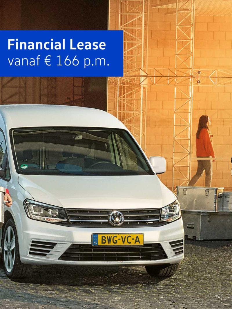 Financial lease vanaf 166 p.m.