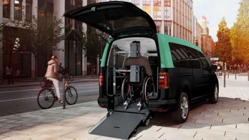 Caddy Taxi Mobility