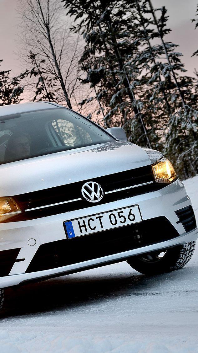Volkswagen Caddy Maxi TDI