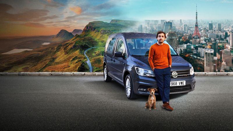 Caddy VW Canarias