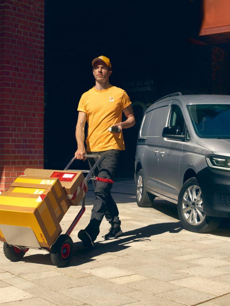 Caddy Cargo Maxi
