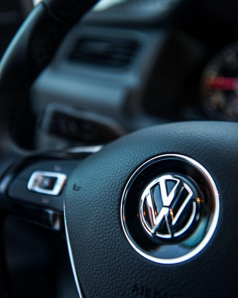 Närbilder på Volkswagen Caddy Maxi TDI