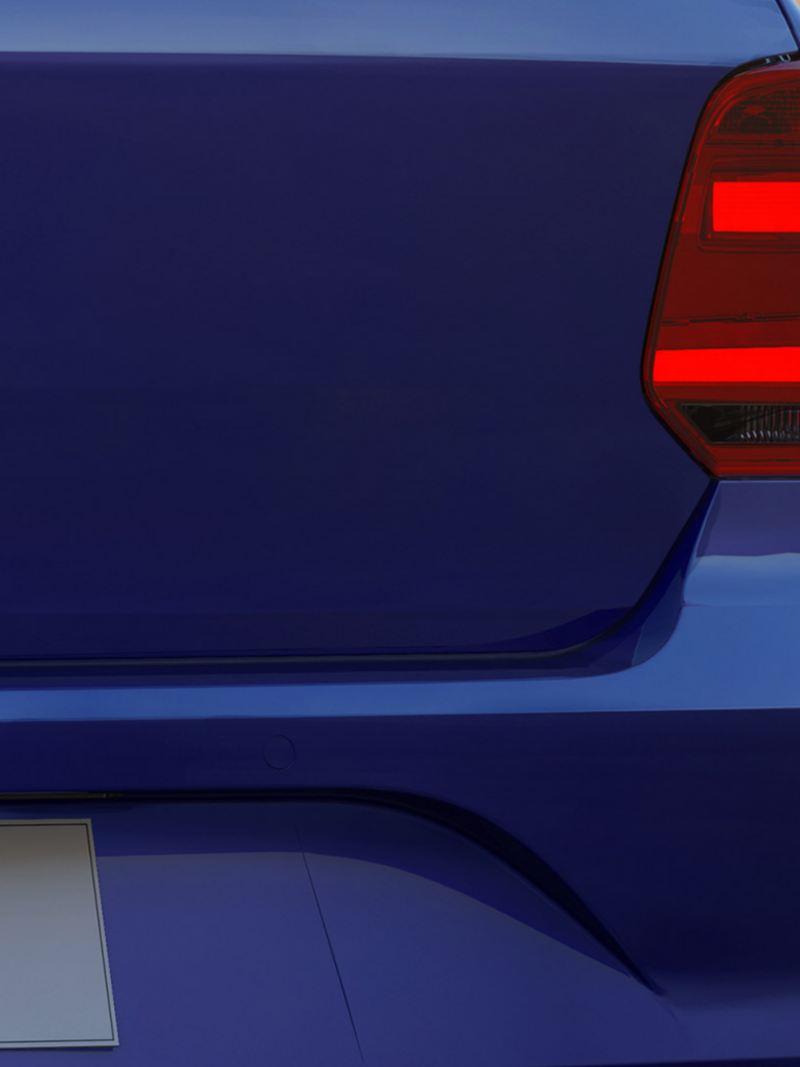 Calavera trasera prensente en Nuevo Polo 2020 de Volkswagen México