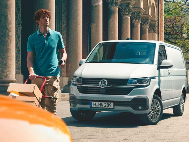 Campanha carrinha comercial Volkswagen Transporter 6.1.