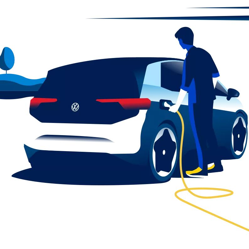 Recargar vehículo eléctrico