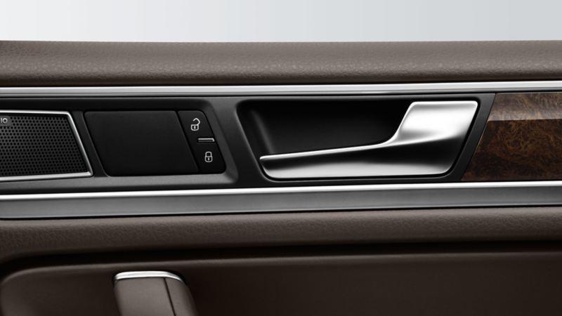Chiusura centralizzata su una VW Touareg