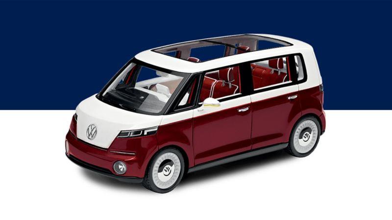 Modellino Volkswagen Bulli