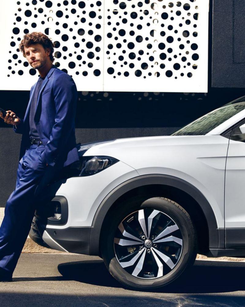 Contactez l'importateur Volkswagen en Belgique