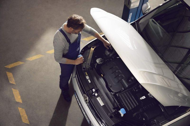 Contrôle technique Offert, pré-Contrôle Technique et inspection du véhicule