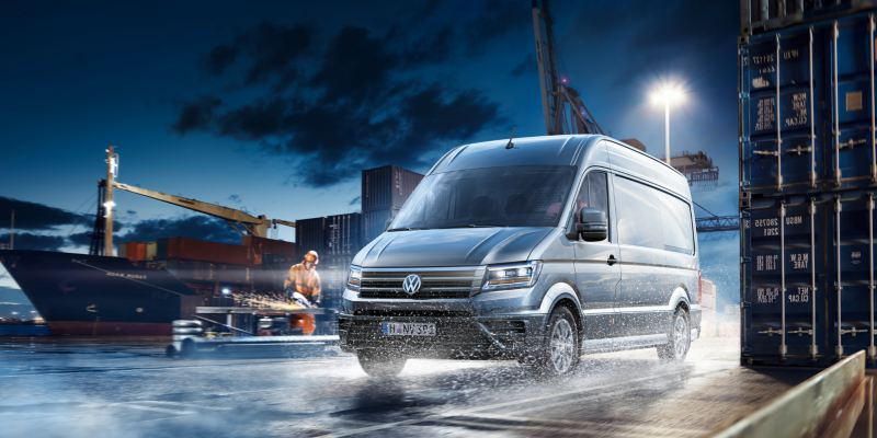 The Volkswagen Crafter