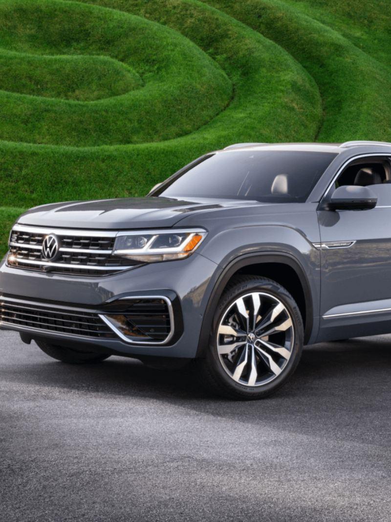 VW Atlas Cross Sport towing capacity