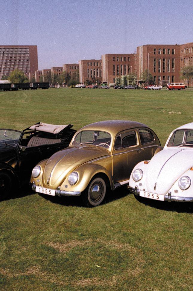 evoluzione design maggiolino auto