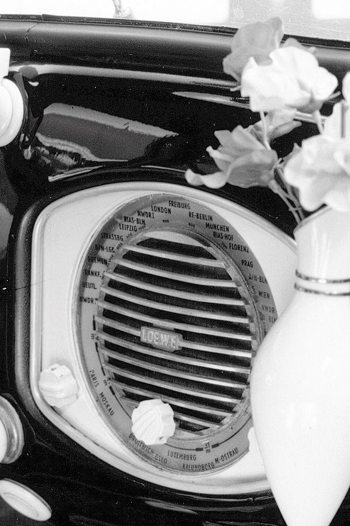 porta fiore nel cockpit Maggiolino auto