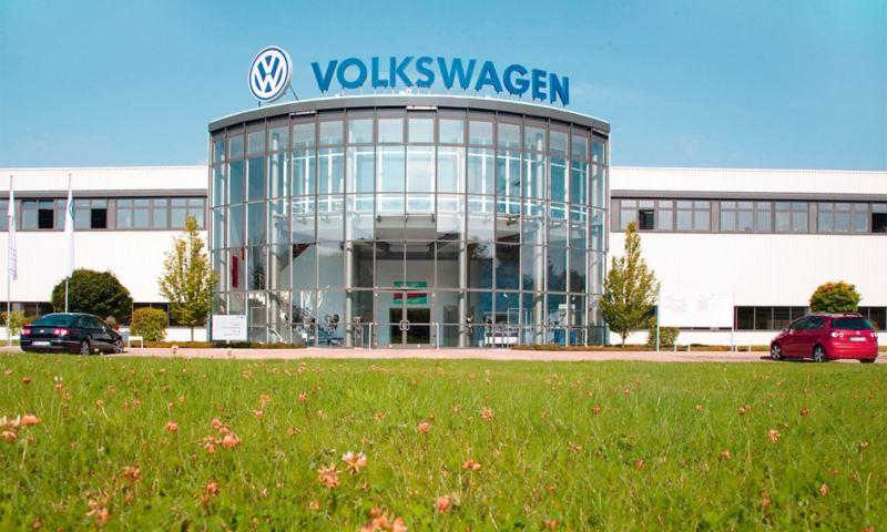 Abbildung des Firmengebäudes Sachsen