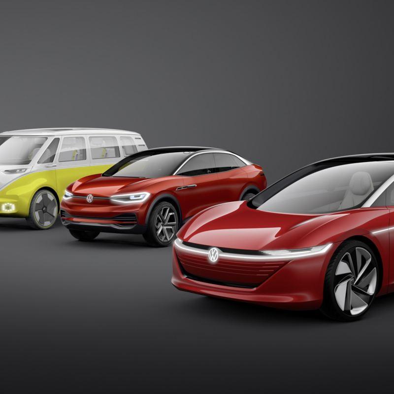 Volkswagen ID. : pionnière de la mobilité durable.