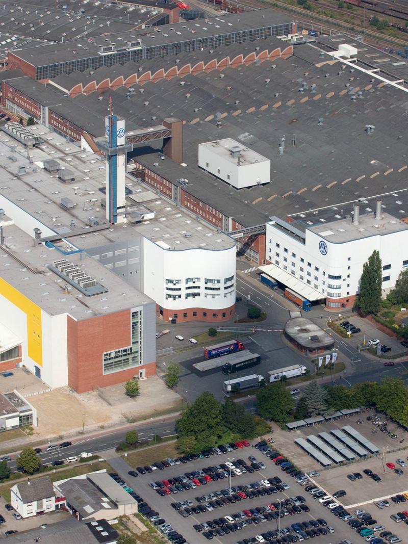 Panorama der Volkswagen Osnabrück GmbH
