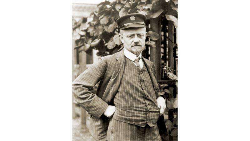 August Horch, twórca przemysłu samochodowego w Saksonii