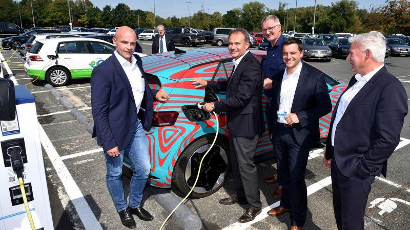 Ausbau von E-Ladestationen in Deutschland