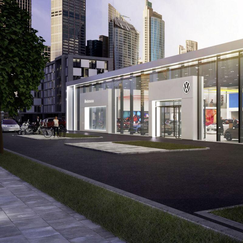 Finn forhandler merkeforhandler VW Volkswagen kjøpe varebil