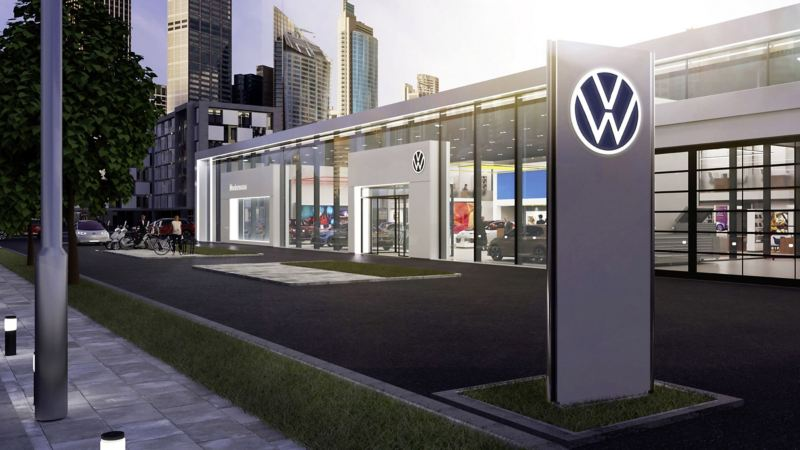 vw Volkswagen forhandler merkeforhandler varebil forhandlersøk merkeverksted