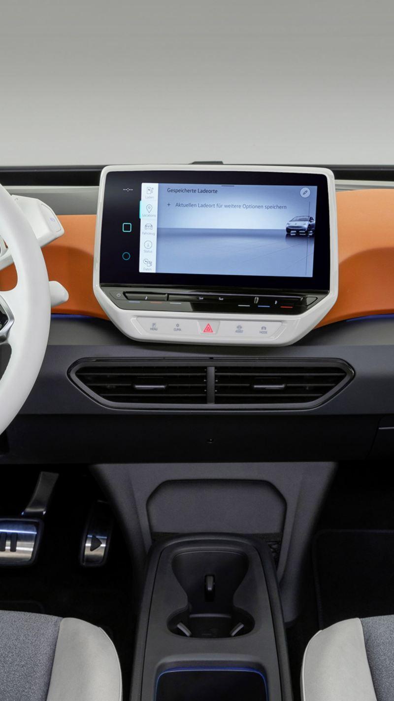 Interno ID.3 Volkswagen