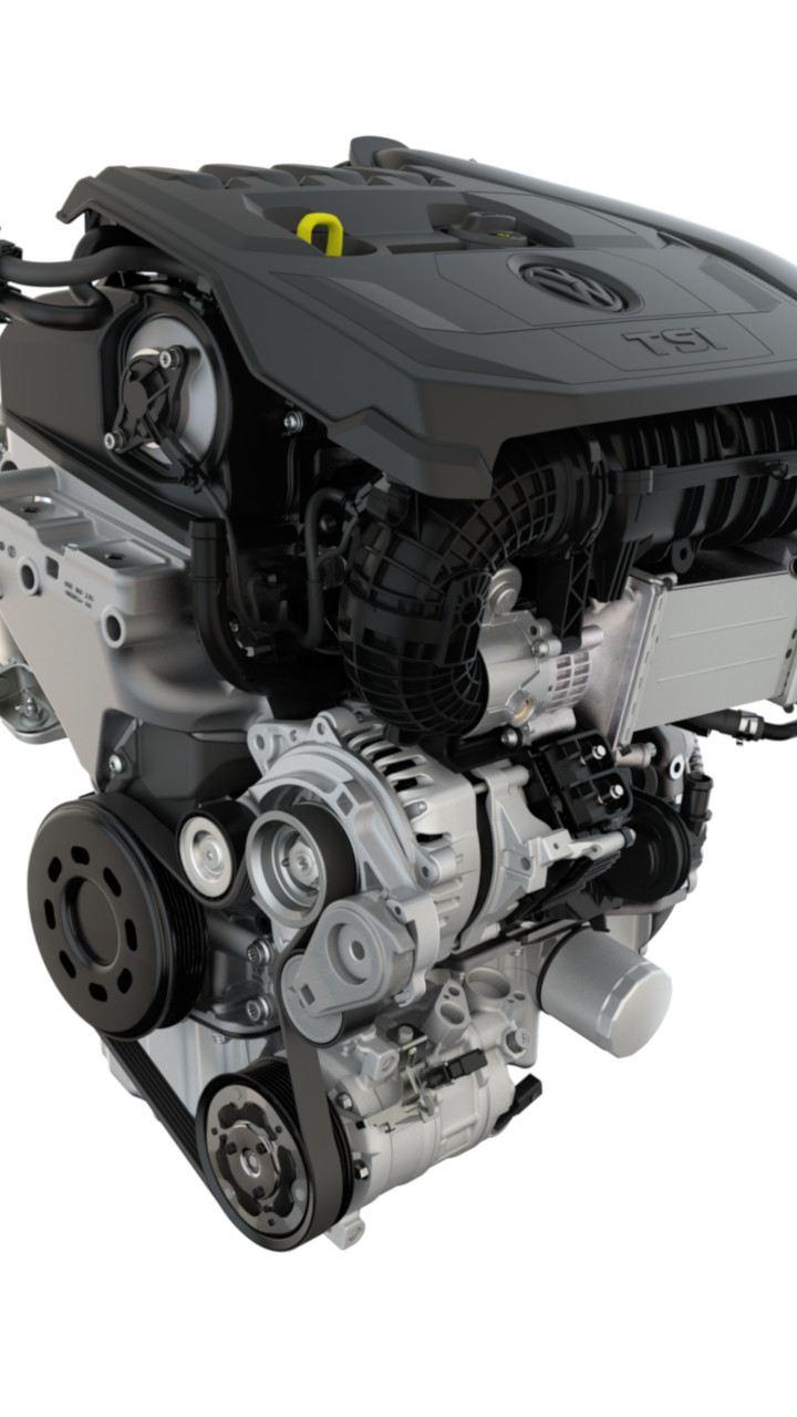 Multitalent w kompaktowym rozmiarze: silnik TSI evo o pojemności 1,0 i 1,5 litra