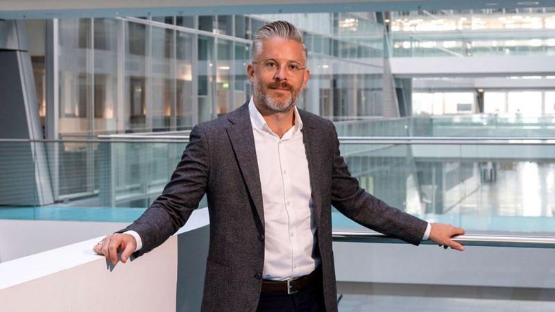 Marco Philippi, Leiter Beschaffungsstrategie bei Volkswagen