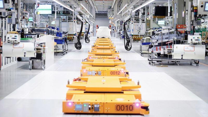 Automatyczny system transportowy