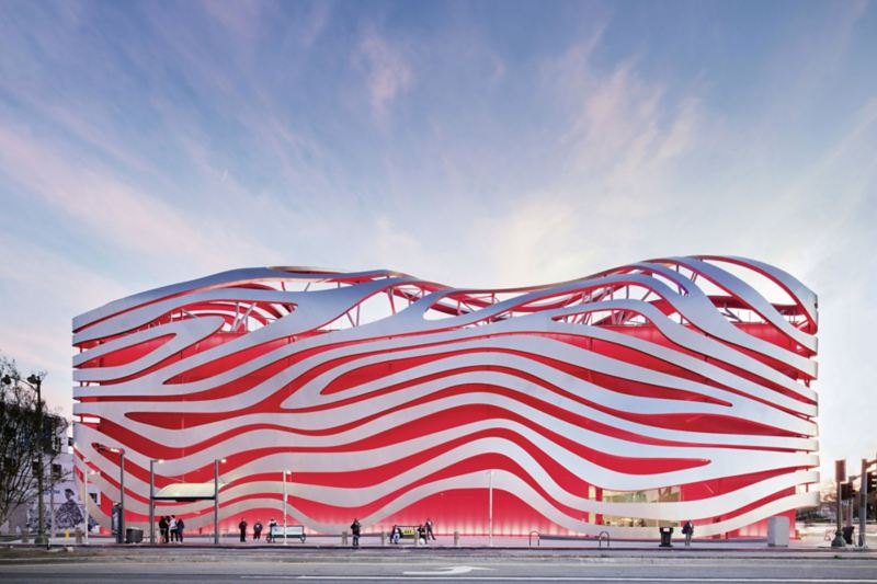 Petersen Museum w Los Angeles