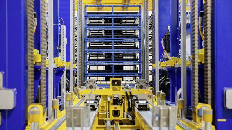 Volkswagen wdraża ekologiczny transport akumulatorów do modeli ID.3 i ID.4