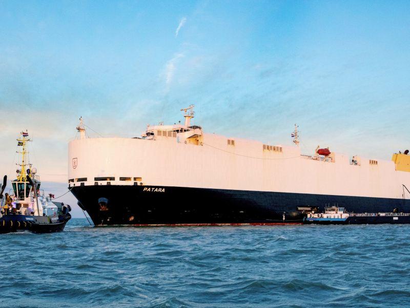 Paliwo z odpadów: Volkswagen napędza statki transportujące samochody zużytym olejem z restauracji