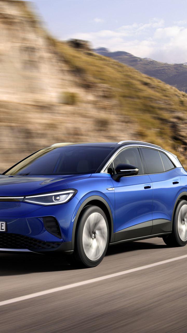 Nowy Volkswagen ID.4 zaprezentowany w pełnej krasie