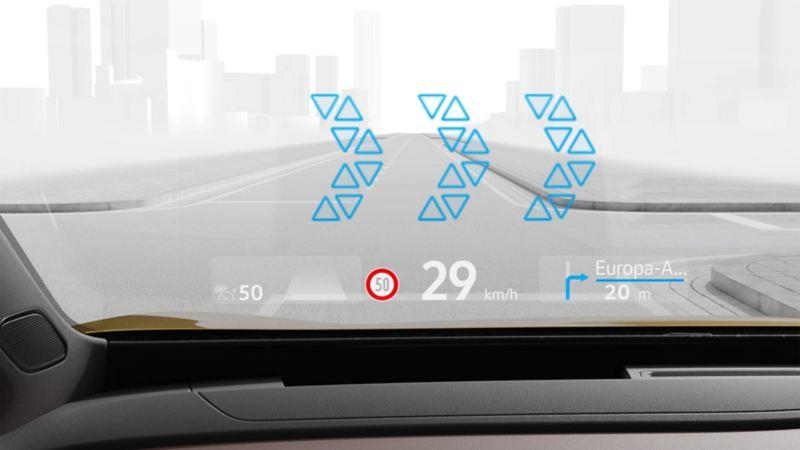 Z samochodów luksusowych do kompaktowych: wyświetlacz wykorzystujący technologię rozszerzonej rzeczywistości